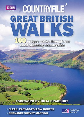 Countryfile Great British Walks Cover