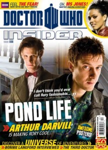 Doctor Who Insider issue 8
