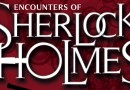 New Book Day: Encounters of Sherlock Holmes