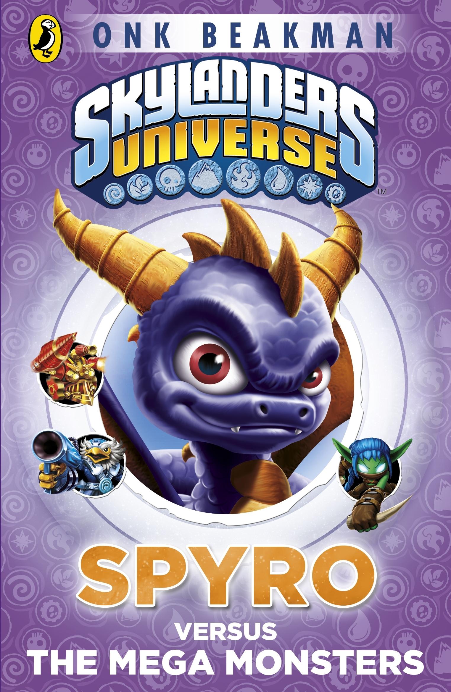 onk beakman revealed in skylanders spyro versus the mega monsters