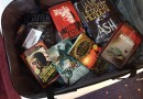 FantasyCon 2012 Book Stash
