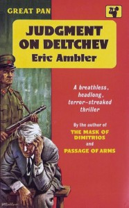 Pan-G363 Ambler Judgement on Deltchev