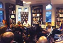 Fun at Waterstones Gower Street's 50 Years of Doctor Who event