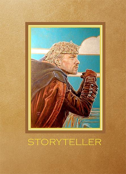 Storyteller cover