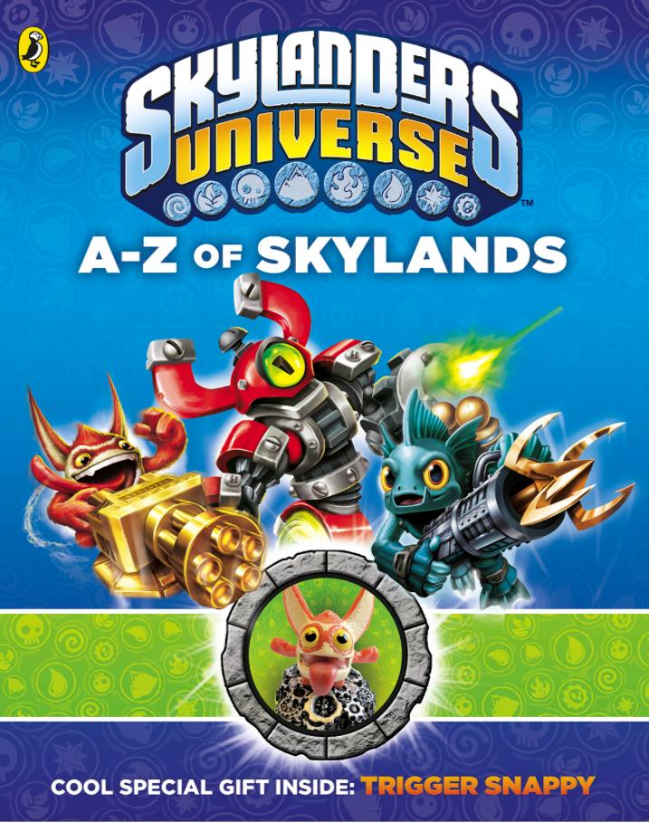 Skylanders-A-Z