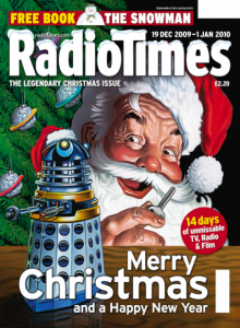 Picture courtesy of one of my favourite Radio Times Christmas covers...