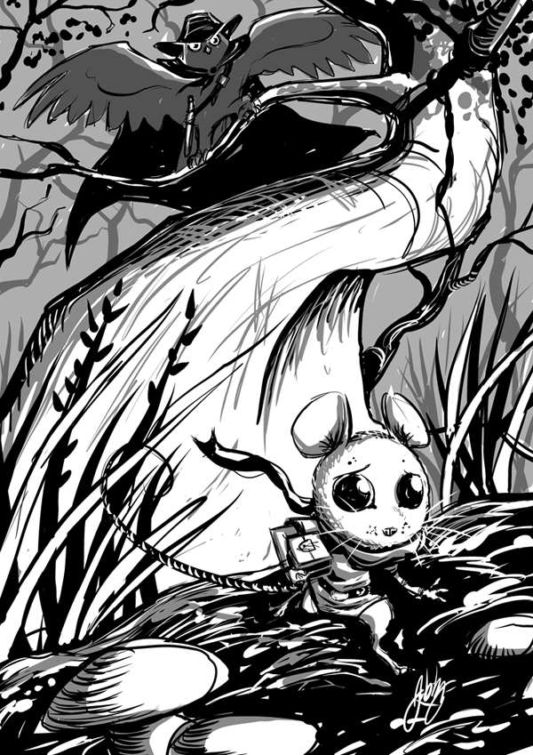 Owl Assassin