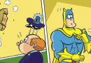 My first Bananaman – plus Roger the Teacher in this week's Beano