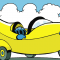 Forget the Batmobile – The Bananamobile debuts in this week's Beano!