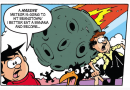 A Nutty cameo in this week's Beano!