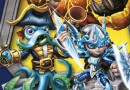 Another new Skylanders book – Time Twisters!