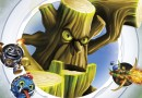 New Skylanders Book – Stump Smash Crosses the Bone Dragon