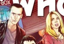 Blair Shedd reveals his variant cover for Doctor Who – The Ninth Doctor issue 1
