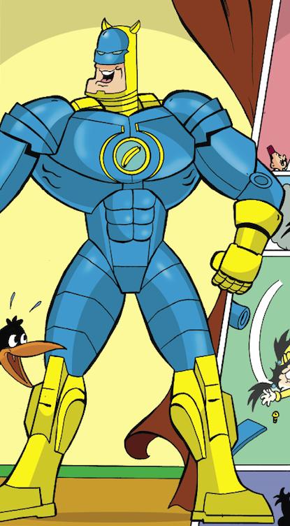 Iron-Banana
