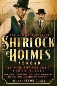 MBO Sherlock Holmes Abroad UK cover