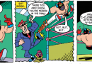 Roger the Dodger meet Nuke Noodle and Bananaman faces Captain Cream in this week's Beano!