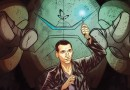 New covers reveal aliens from Doctor Who The Ninth Doctor