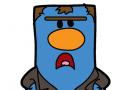 Ninth Doctor Fan Art Friday #8