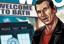 New Event: Signing The Ninth Doctor #1 in American Dreams Bath on 4th April