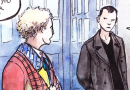 Ninth Doctor Fan Art Friday #6 – Nine Meets Six!