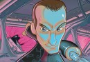 Look! All the Doctor Who: The Ninth Doctor issue 1 variants together!