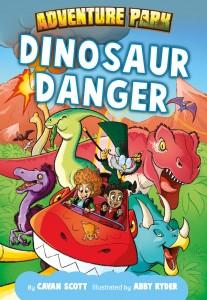 Dino Cover -