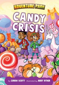 Candy Crisis - Draft cover
