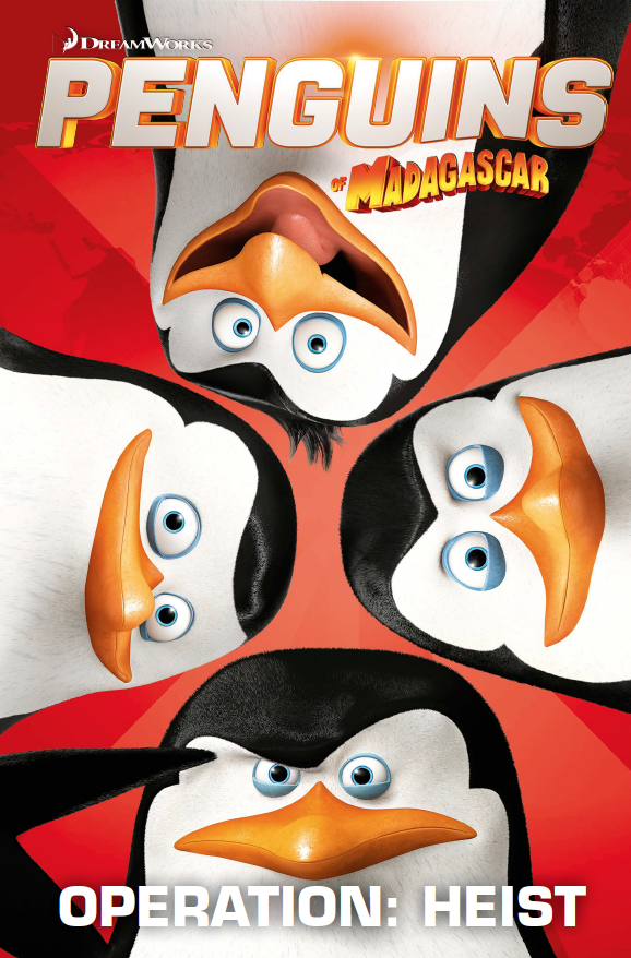 Penguins-Operation-Heist-Collected-Cover