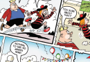 Minnie the Minx accepts her fete in this week's Beano!