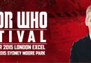 Join me at the Doctor Who Festival's Drama School 13th – 15 November 2015