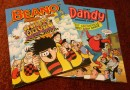 My stories in the 2016 Beano and Dandy Annuals