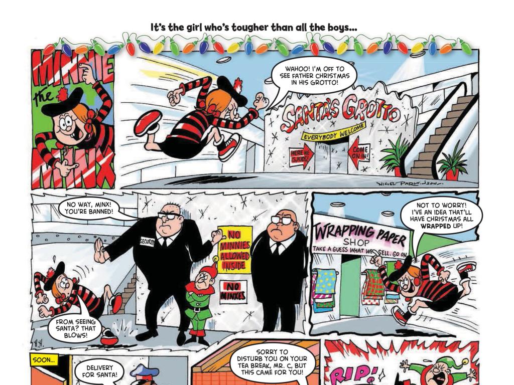 Christmas_Beano_Minnie