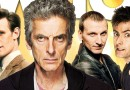 Doctor Who Free Comic Book Day 2016 including a new Ninth Doctor story by me and Mariano Laclaustra