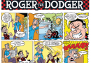 Roger goes down the toilet in this week's Beano