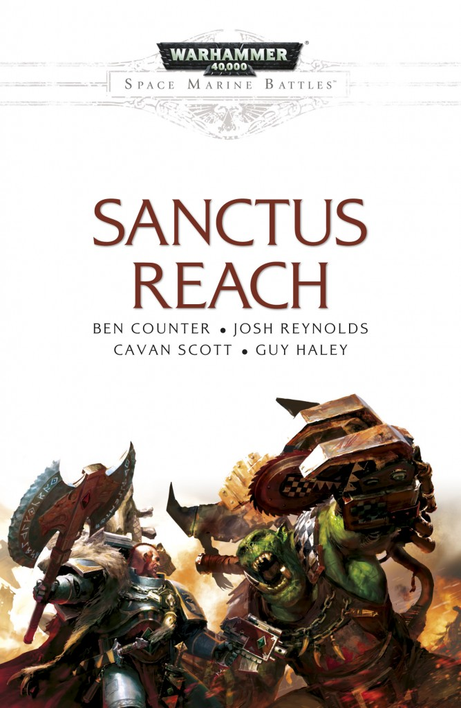 SMB Sanctus Reach B format Cover.indd