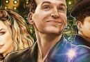 Doctor Who Ninth Doctor #1 Writer's Commentary, plus letters page