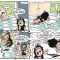 Gnasher's daughter Gnora, Minnie-Cabs and dodging out of fun runs in this week's Beano…