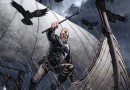 Vikings #2 out today, plus meet Ragnar, Rollo and Floki the gerbils!