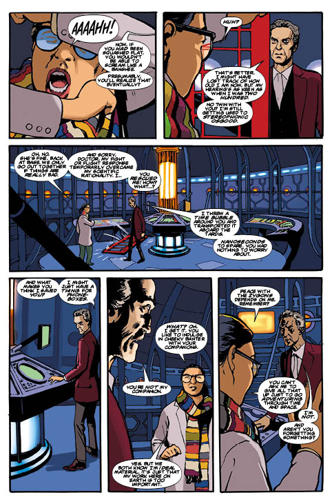 12th Doctor Preview Page