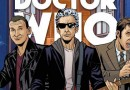 Doctor Who Free Comic Book Day 2016 Sneak peek!
