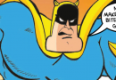 Bananaman gets heroic in this week's Beano
