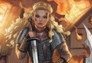 Lagertha, Ragnar and Floki star on the covers for Vikings #3