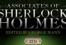 Event: Associates of Sherlock Holmes launch and signing – 1st September 2016, 6-7pm