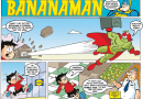 No Banana shocker in this week's Beano!