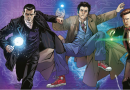 New Event: Doctor Who Comics Day 9 July 2016, Forbidden Planet London