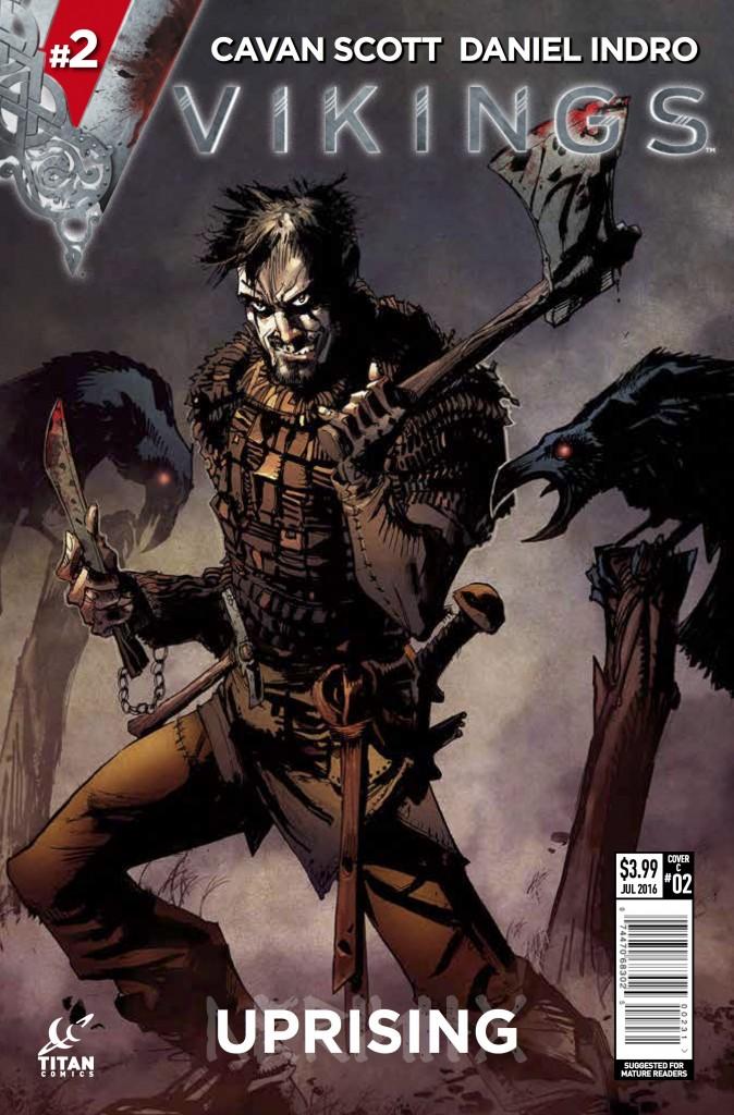 Vikings #2.2 A cover