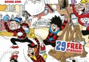 Break out the Beano Christmas Special 2016