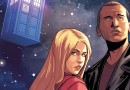 Doctor Who Ninth Doctor #8 out today