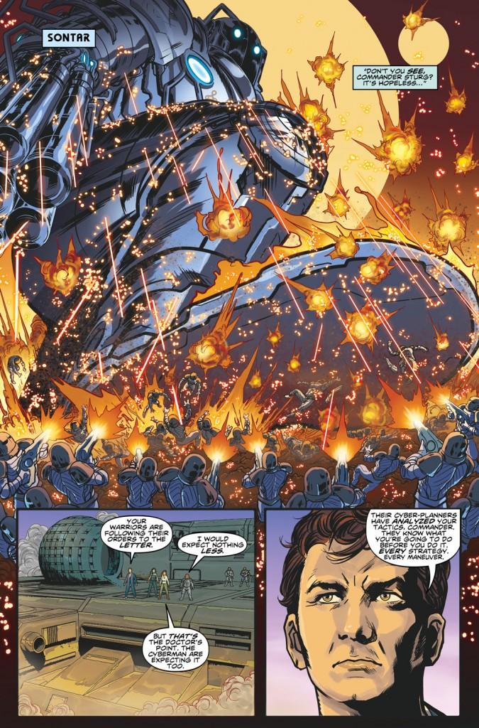 DW Cybermen Page